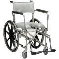 Stainless Steel Rehab Shower Chair Commode - rs185005