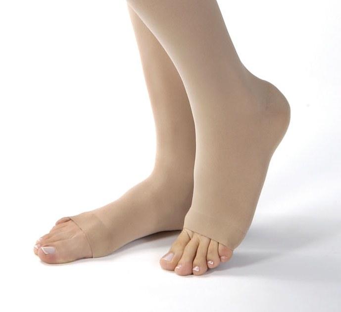 4b547876c4 Thigh High Petite Open Toe Silicone Dot Band JOBST® Opaque 15-20 mmHg -  SNS7518524 - SNS7518524
