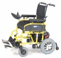 Wildcat Folding Power Wheelchair - wildcat 18
