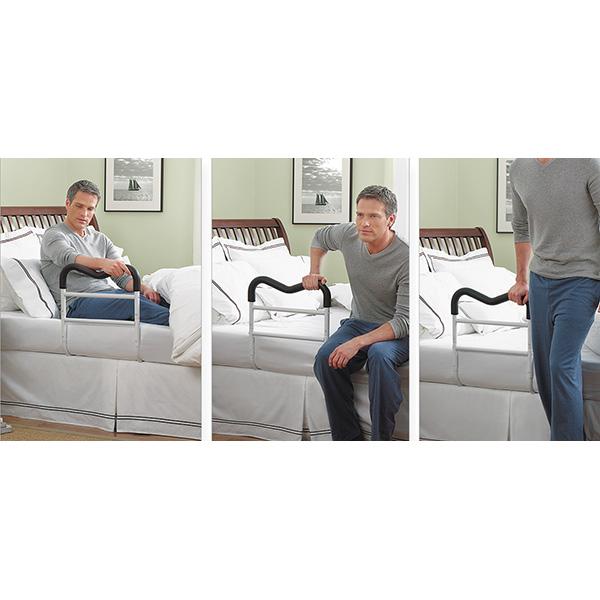 target adjustable safety bed rail instructions